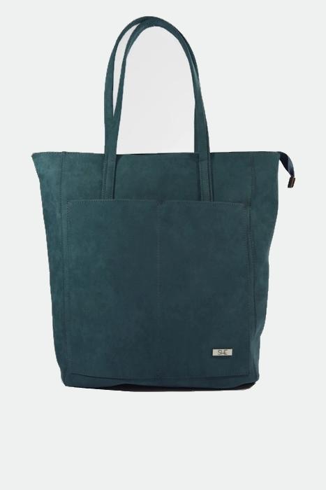Damska torebka shopperka ekoskóra