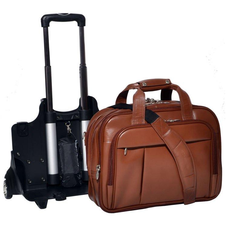 Torba z odpinanym wózkiem, torba na laptopa Damen 17″